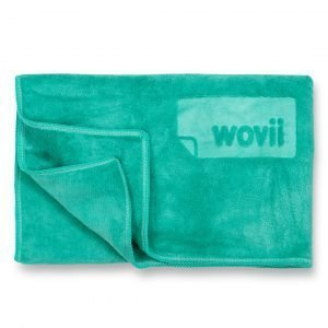 Buy Sports & Hand Towel in Sea Green by Wovii Online at Gym Ready - Australia