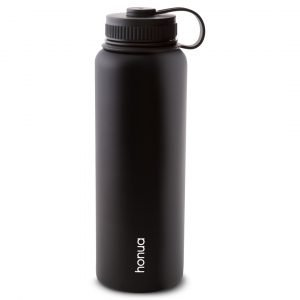 Buy Stainless Steel Water Bottle 1100ml by Honua Drink Online at Gym Ready - Australia