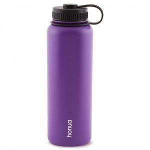 Buy Stainless Steel Water Bottle 1100ml in Electric by Honua Drink online at Gym Ready - Australia