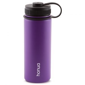 Buy Stainless Steel Water Bottle 511ml in Electric by Honua Drink Online at Gym Ready - Australia