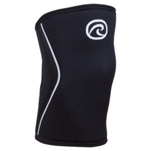 RX Knee Sleeve 5mm Black by Rehband Online - gym ready australia