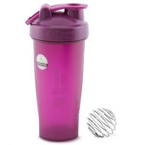 Buy Classic Shaker Bottle 825ml Plum by Blender Bottle Online - Gym Ready - Australia