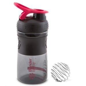 Buy Sport Mixer Shaker Bottle Pink 590ml by Blender Bottle Online - Gym Ready - Australia