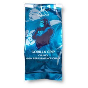 Gorilla grip chalk - gym ready