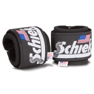 Schiek wrist supports - gym ready