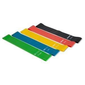 Buy Resistance Bands Set of 5 Online at Gym Ready - Australia