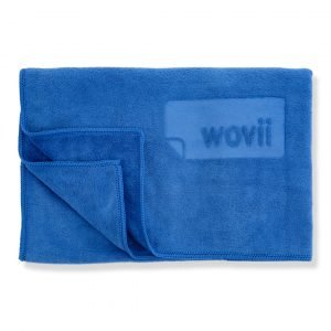Buy Sports & Hand Towel in Pipeline Blue by Wovii Online at Gym Ready - Australia