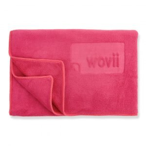 Buy Sports & Hand Towel in Watermelon by Wovii Online at Gym Ready - Australia