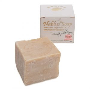 Extra Virgin Olive Oil Soap by Nablus Soap Online - Gym Ready Australia