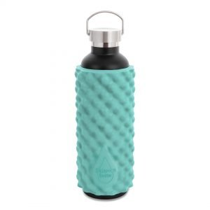 foam roller water bottle by balance bottle online- gym ready Australia