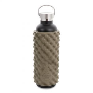 foam roller water bottle by balance bottle online - gym ready australia