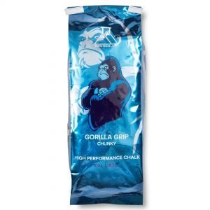 gorilla grip chalk 283g by friction labs online - gym ready australia