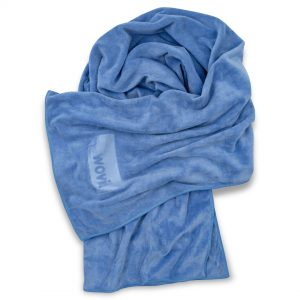 Standard Wovii Towel in Lagoon Blue by Wovii Online - Gym Ready - Australia