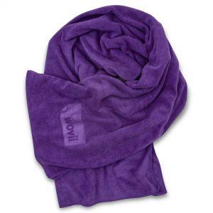 Standard Wovii Towel Ultra Violet by Wovii Online - Gym Ready - Australia