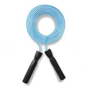 Speedlite Adjustable Skipping Rope in Blue by Sting Sports Online - Gym Ready - Australia