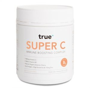 Super C by True Protein Online - Gym Ready - Australia