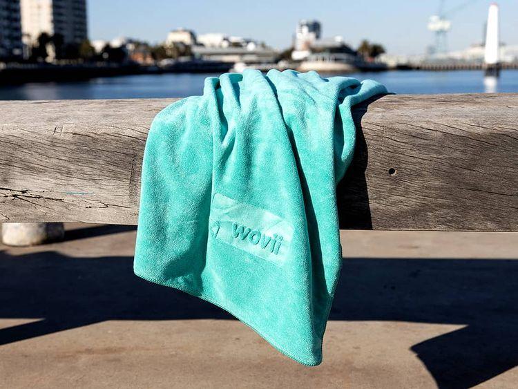 Buy Wovii Towels Online at Gym Ready - Australia