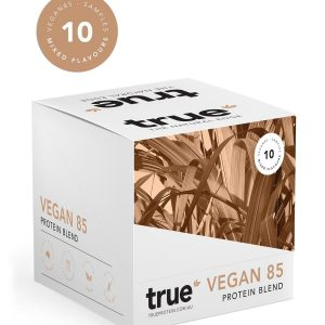 Buy Vegan Protein Sample Pack by True Protein Online at Gym Ready - Australia